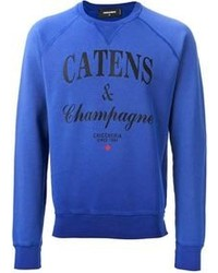 DSQUARED2 Catens Champagne Sweatshirt
