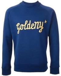 Golden Goose Deluxe Brand Logo Sweatshirt