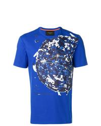 Mr & Mrs Italy Constellation Print T Shirt