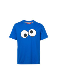 Mostly Heard Rarely Seen 8-Bit Cookie Cookie Print T Shirt