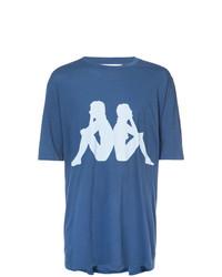 Faith Connexion X Kappa Printed T Shirt