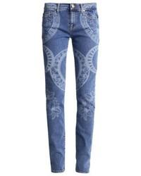Straight leg jeans blue denim medium 3898399