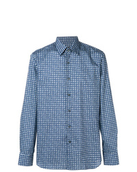 Prada Spot Print Shirt