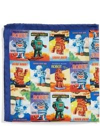 Eton Robot Pocket Square