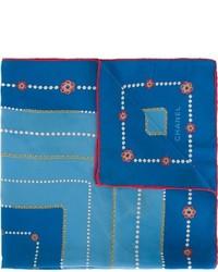 Vintage printed scarf medium 374118