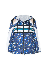 MSGM Printed Windbreaker