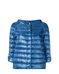 Herno Cropped Padded Jacket
