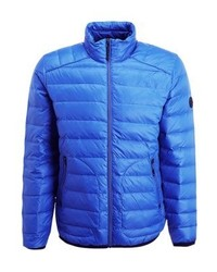 s.Oliver Down Jacket Blue