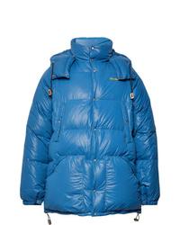 VISVIM Kodiak Quilted Nylon Down Jacket