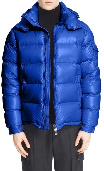 a2df69570 Moncler Maya Lacquered Down Jacket