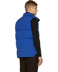 Canada Goose expedition parka online authentic - Canada Goose Blue Puffer Freestyle Vest | Where to buy & how to wear