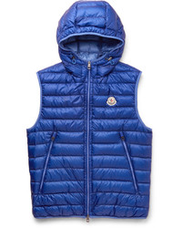 Morellet quilted shell down gilet medium 705327