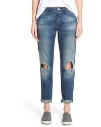 Ada ripped stretch boyfriend jeans medium 440739