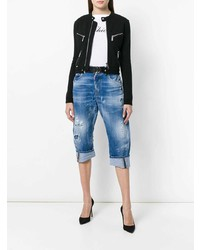 Dsquared2 Kawaii Distressed Bleach Jeans