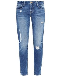 Frame Denim Le Garon Amherst Mid Rise Boyfriend Jeans