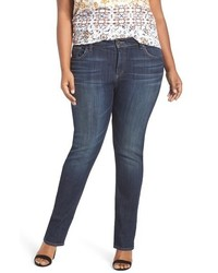 Plus size reese ripped boyfriend jeans medium 740202