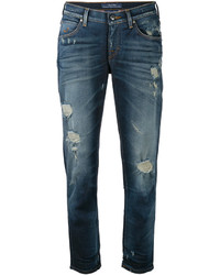 Distressed cropped jeans medium 3677909