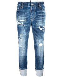 London stonewashed ripped jeans medium 3755112
