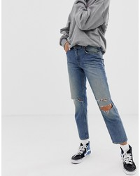Cheap Monday Revive 90s Crop Jean With Recycled Organic Cotton