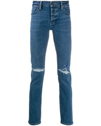 Neuw Ripped Slim Fit Jeans