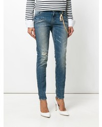 PIERRE BALMAIN Skinny Fitted Jeans
