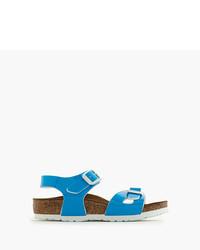 Birkenstock Girls Rio Fluo Sandals