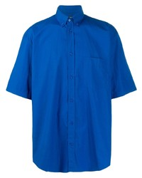 Balenciaga Short Sleeved Logo Shirt