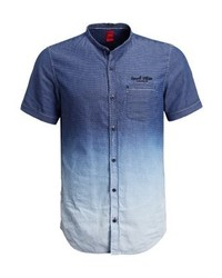 Slim fit shirt blueberry medium 4159979