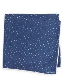Dot silk pocket square medium 1150072