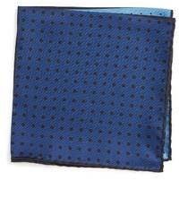 Dot silk pocket square medium 1150238