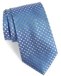 Nordstrom Shop Boardwalk Dot Silk Tie