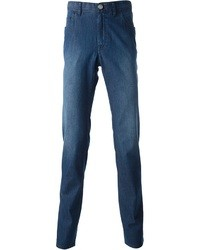Brioni Cropped Skinny Jeans