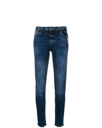 Twin-Set Embellished Skinny Jeans
