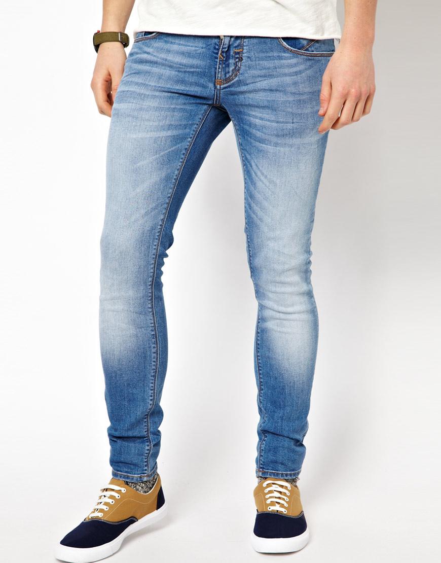 ac62530ce789ea Antony Morato Jeans Giovanni Skinny Fit, £82 | Asos | Lookastic UK