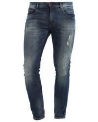 Jeans skinny fit rough blue medium 3775270