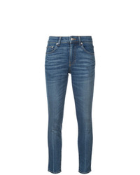 Brock Collection Skinny Cropped Jeans