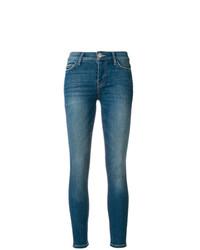 Current/Elliott Slim Cigarette Jeans