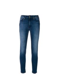 The Seafarer Stonewashed Skinny Jeans