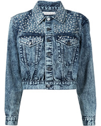 Alice + Olivia Aliceolivia Studded Denim Jacket