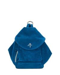 Manu Atelier Trapeze Shape Shoulder Bag