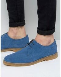 Whitlock suede derby shoes medium 3726433