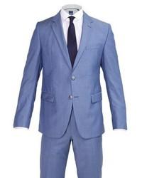 JOOP! Herby Blair Suit Hellblau