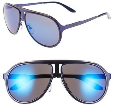 c8f429480 Carrera Eyewear 59mm Aviator Sunglasses Brown Havana Brown, £118 ...