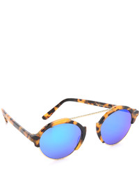 Milan iii mirrored sunglasses medium 697432