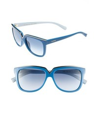 Valentino Sunglasses Pop Blue One Size
