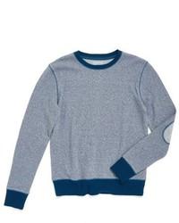 Tucker Tate Elbow Patch Sweatshirt