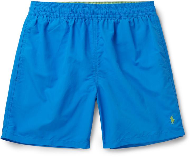 fd941daf5b Polo Ralph Lauren Hawaiian Mid Length Swim Shorts, £47   MR PORTER ...