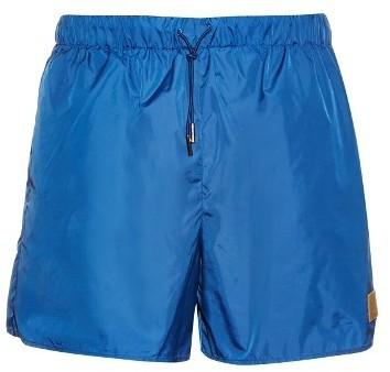 An image of swim trunks