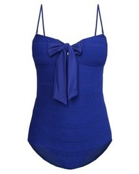 Roxy Diam Swimsuit Blue Depths