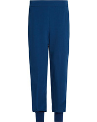 Stella McCartney Julia Tapered Cady Trousers